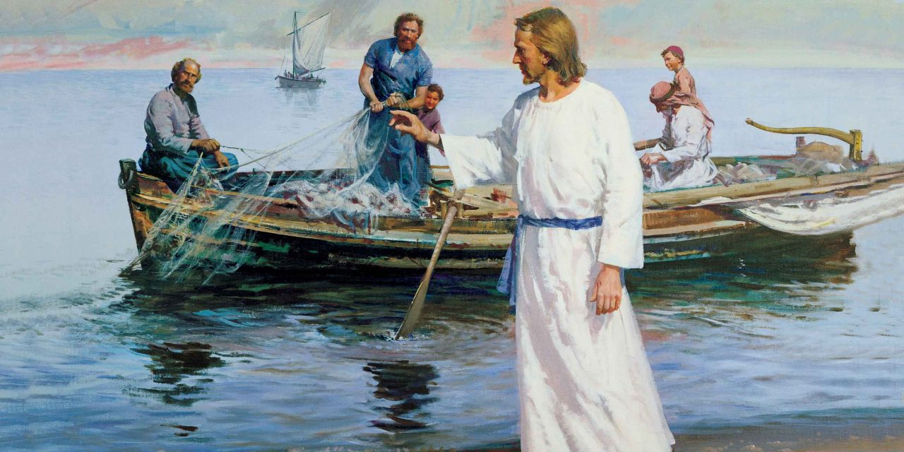 Build a Boat? Gleaning from The Book of Mormon