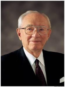 Mormon Prophet Hinckley