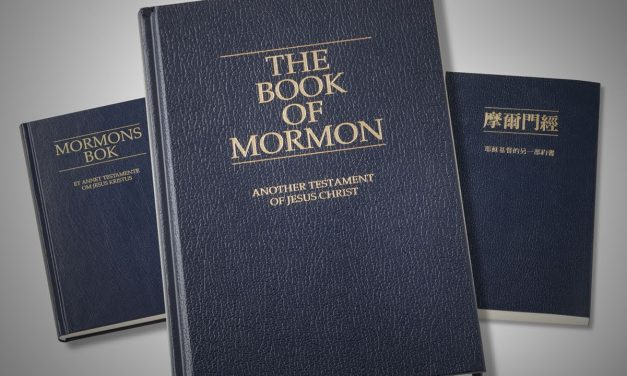 The Book of Mormon: Signs of the Times