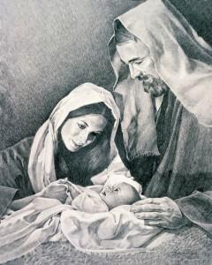 Baby Jesus mormon