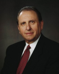 Mormon Prophet Monson