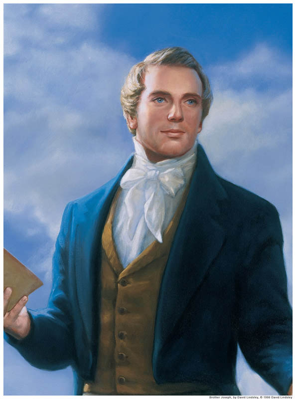 the imprisonment and faith of joseph smith sr Find out about president joseph f smith's dealings of the prophet joseph smith administer to and bless sr florence reynolds cluff in connection.