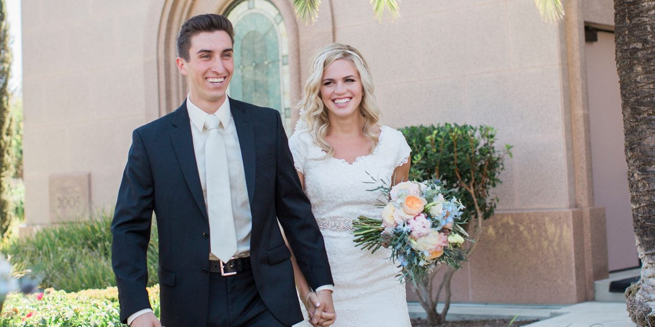 True Love: Mormon Temple Video
