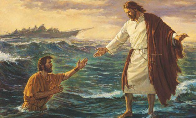 My Life: In Jesus' Hands