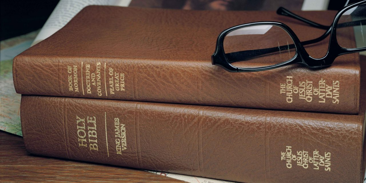 Do Mormons Believe in the Bible?