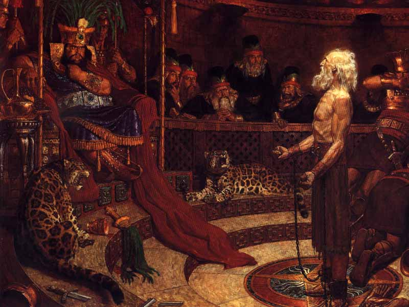 Noah in the Book of Mormon