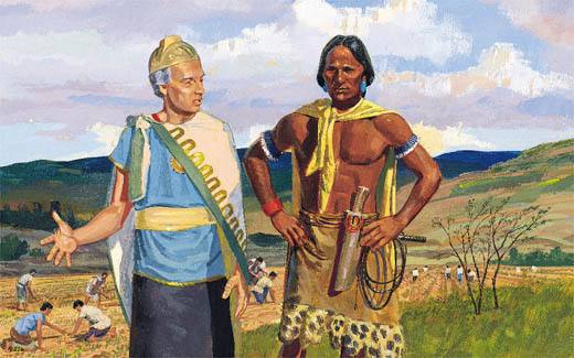 Amulon In The Book Of Mormon