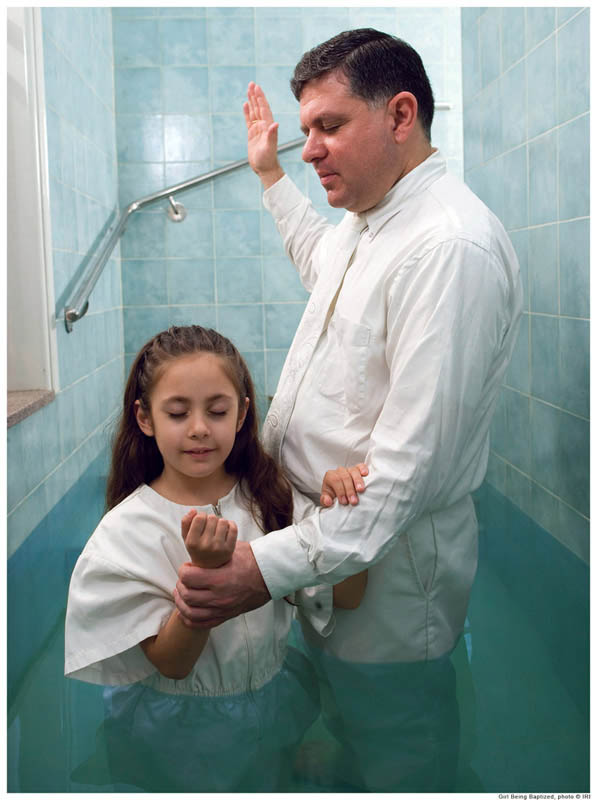 Mormons do not baptize infants.