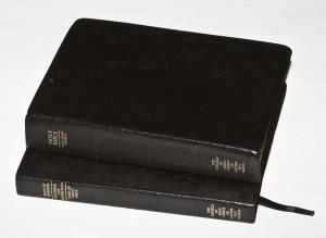 Scriptures help us build our faith