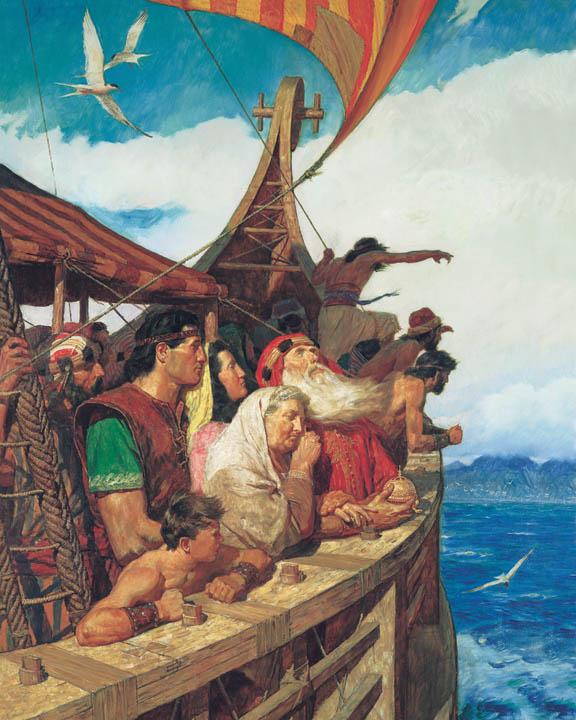 Sam in the Book of Mormon