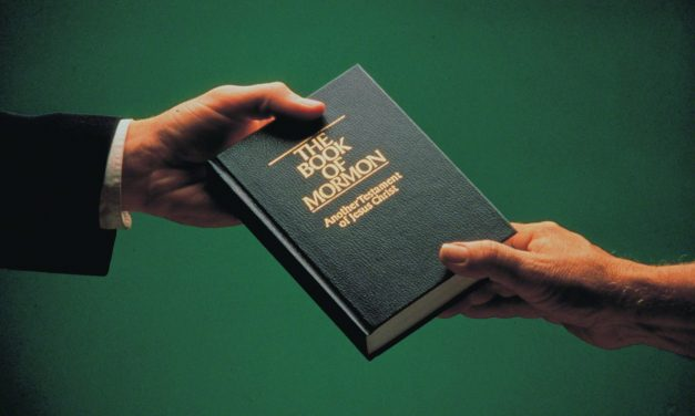 The Book of Mormon: Missionary Work