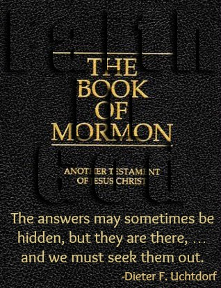 Faith in God Through the Book of Mormon