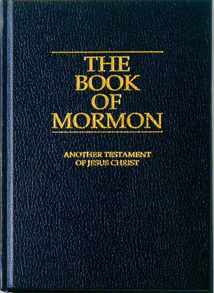 Book of Mormon of the Mormon Church